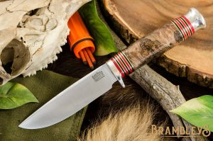 Manitou Cru-Wear Spalted Maple Burl