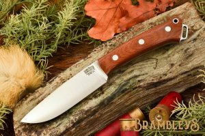 Fox River LT 3V Natural Canvas Micarta